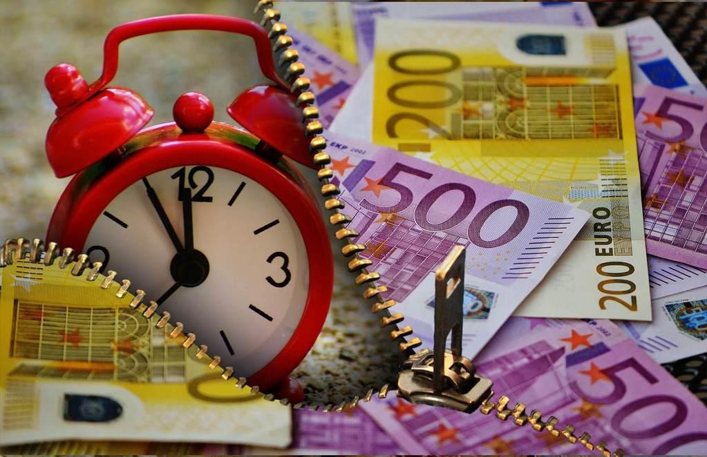 tiempo es dinero