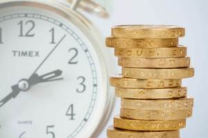 tiempo por dinero