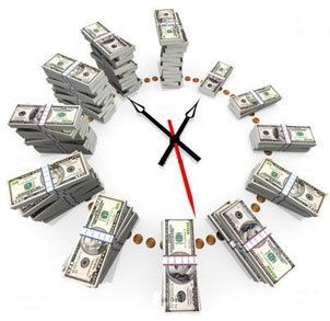 Deja de intercambiar tu tiempo por dinero